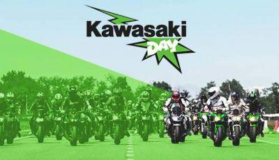 Kawasaki Day 2018, 16 e 17 giugno all'Autodromo di Modena