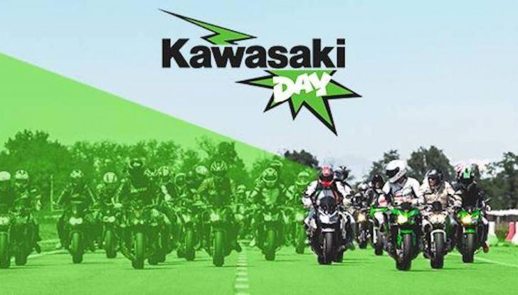 Kawasaki Day 2018, 16 e 17 giugno all'Autodromo di Modena - Foto 1 di 7