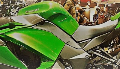 Kawasaki a Eicma: per superbikers e non solo
