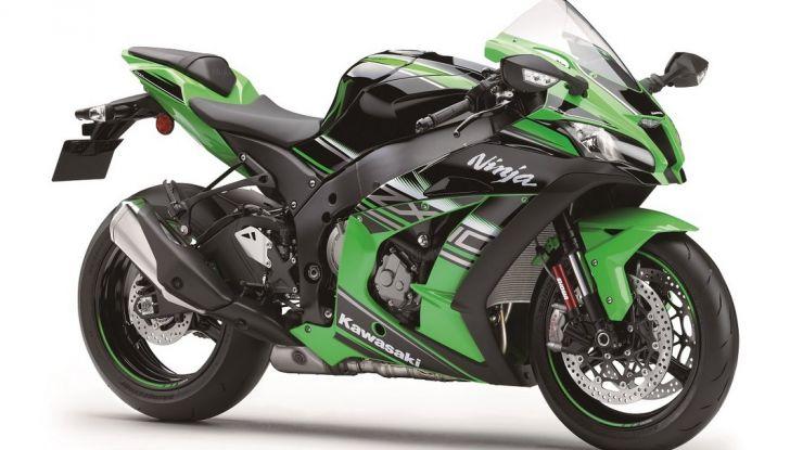 Con Kawasaki tutta la gamma in prova Imola - Foto 4 di 7