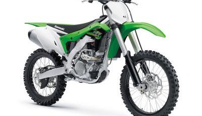 Nuova Kawasaki KX250F