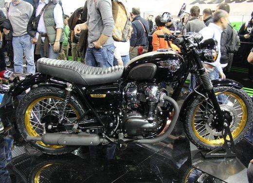 Kawasaki W800 Special Edition Black&Gold
