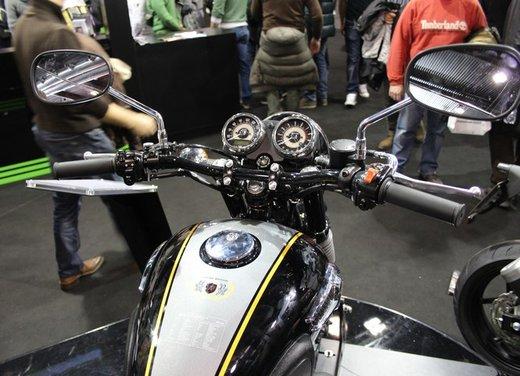 Kawasaki W800 Special Edition Blackgold Infomotori