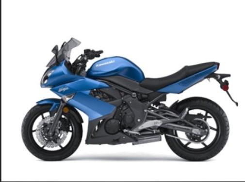 Kawasaki Ninja 650R 2010 - Foto 3 di 10