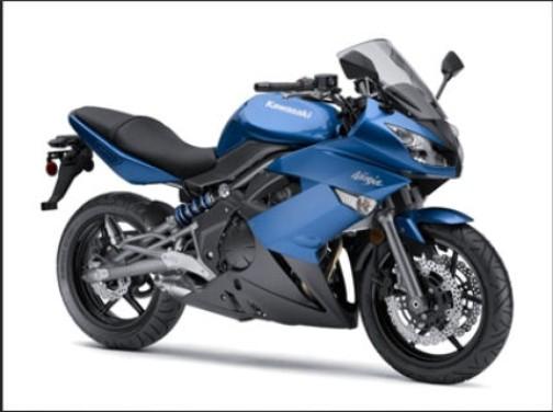 Kawasaki Ninja 650R 2010 - Foto 4 di 10