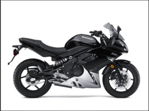 Kawasaki Ninja 650R 2010 - Foto 5 di 10