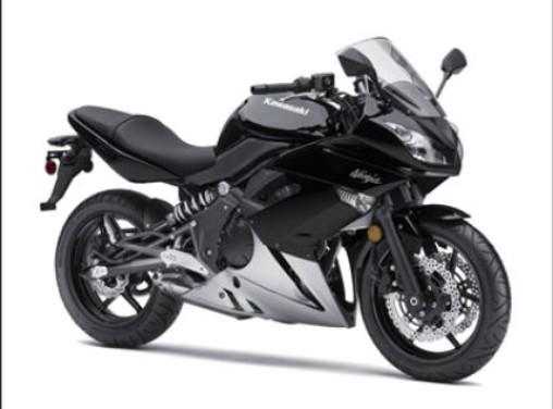 Kawasaki Ninja 650R 2010 - Foto 7 di 10