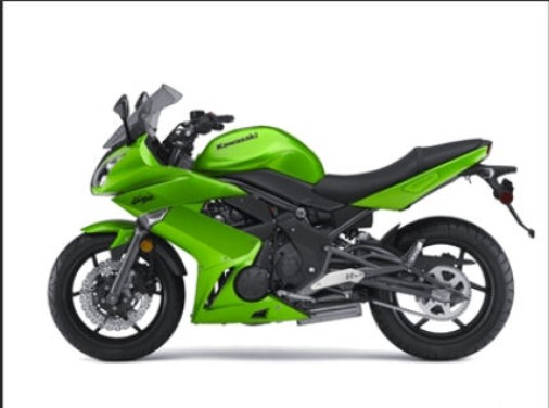 Kawasaki Ninja 650R 2010 - Foto 8 di 10