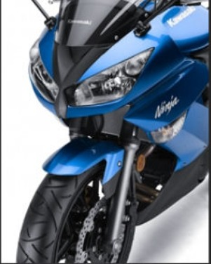 Kawasaki Ninja 650R 2010 - Foto 9 di 10
