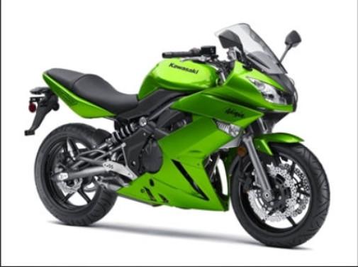 Kawasaki Ninja 650R 2010 - Foto 1 di 10