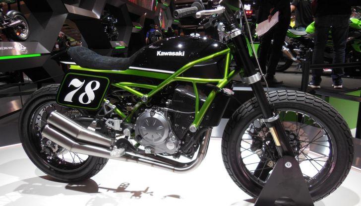 Kawasaki a Eicma: per superbikers e non solo - Foto 2 di 23