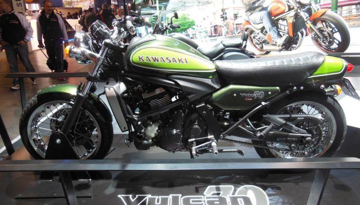 Kawasaki a Eicma: per superbikers e non solo - Foto 10 di 23