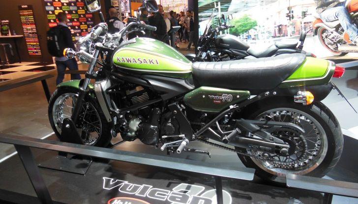 Kawasaki a Eicma: per superbikers e non solo - Foto 11 di 23