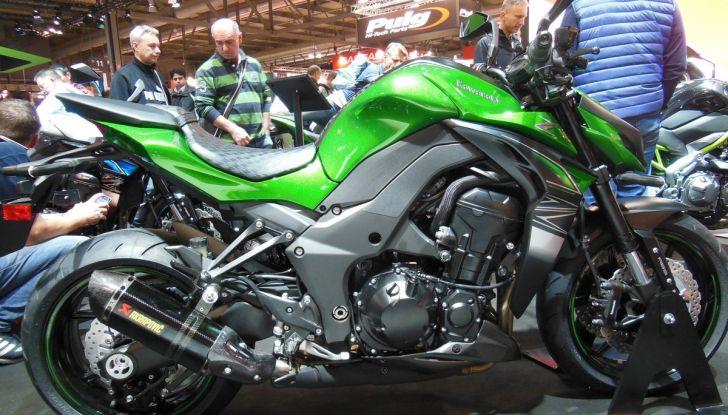 Kawasaki a Eicma: per superbikers e non solo - Foto 12 di 23