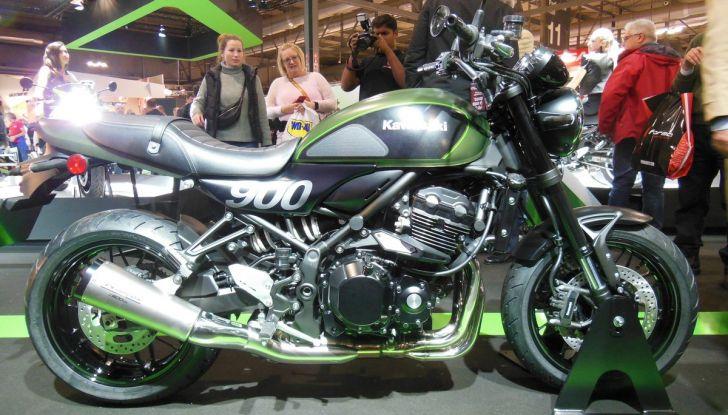 Kawasaki a Eicma: per superbikers e non solo - Foto 13 di 23