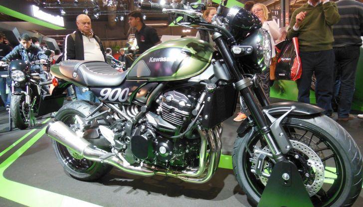 Kawasaki a Eicma: per superbikers e non solo - Foto 14 di 23