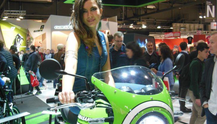 Kawasaki a Eicma: per superbikers e non solo - Foto 15 di 23