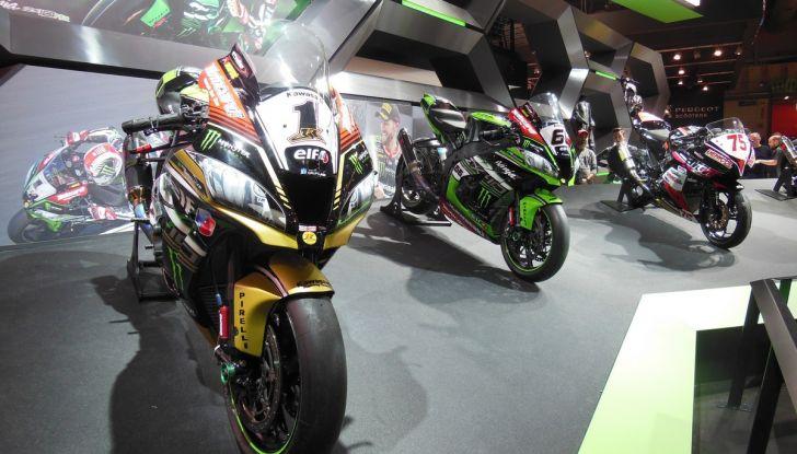 Kawasaki a Eicma: per superbikers e non solo - Foto 16 di 23