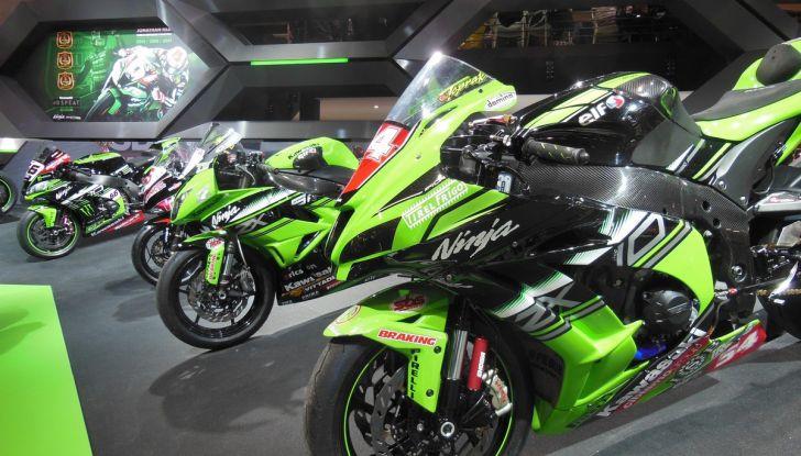 Kawasaki a Eicma: per superbikers e non solo - Foto 17 di 23