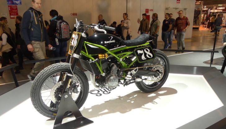 Kawasaki a Eicma: per superbikers e non solo - Foto 18 di 23