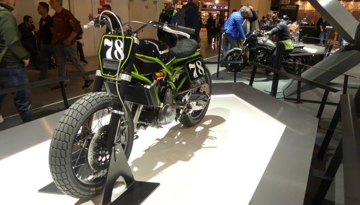 Kawasaki a Eicma: per superbikers e non solo - Foto 19 di 23