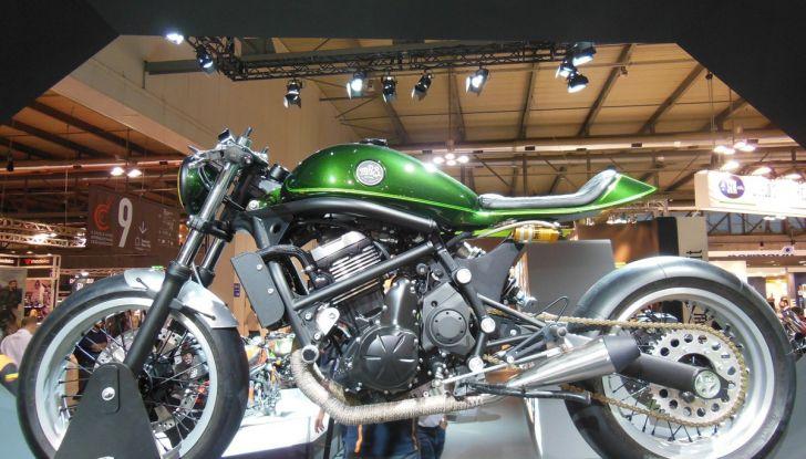 Kawasaki a Eicma: per superbikers e non solo - Foto 3 di 23