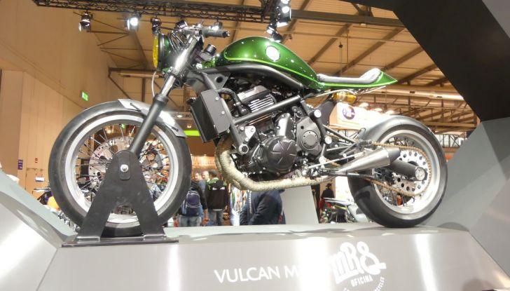 Kawasaki a Eicma: per superbikers e non solo - Foto 20 di 23