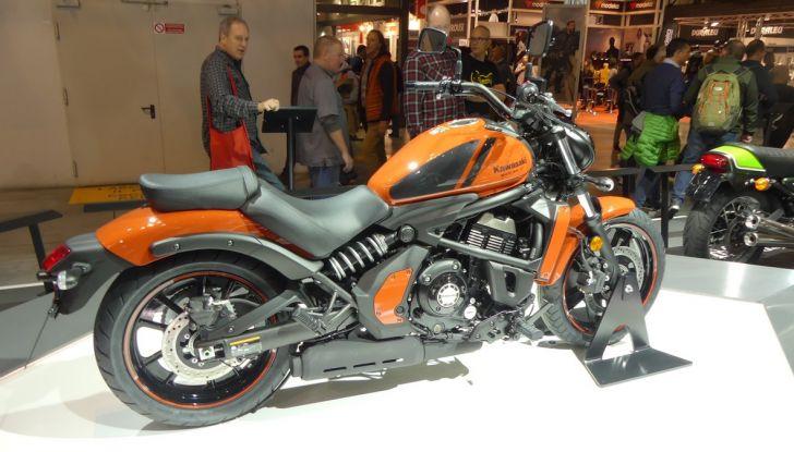 Kawasaki a Eicma: per superbikers e non solo - Foto 21 di 23