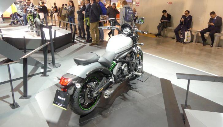 Kawasaki a Eicma: per superbikers e non solo - Foto 22 di 23