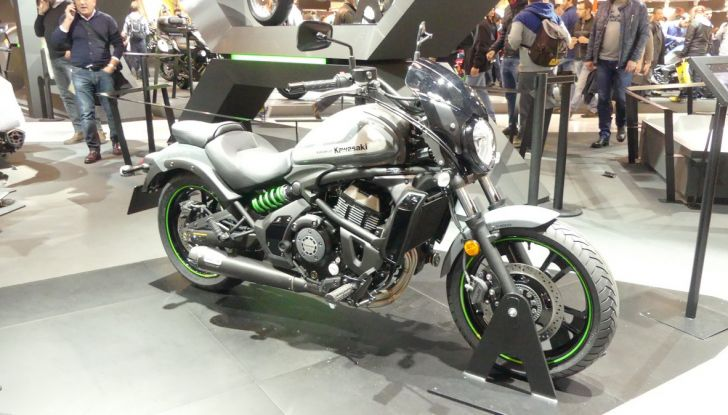 Kawasaki a Eicma: per superbikers e non solo - Foto 23 di 23