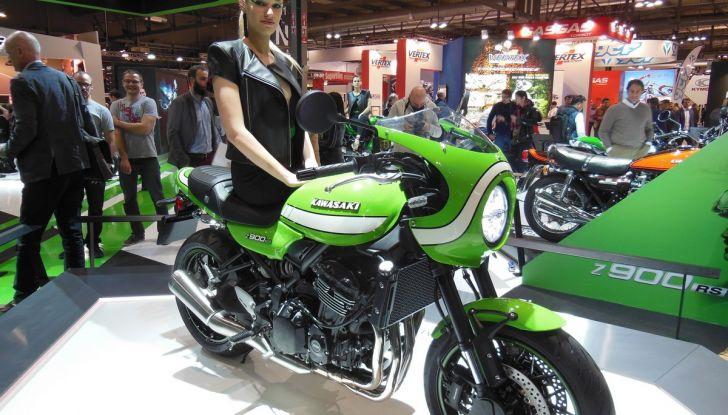 Kawasaki a Eicma: per superbikers e non solo - Foto 1 di 23