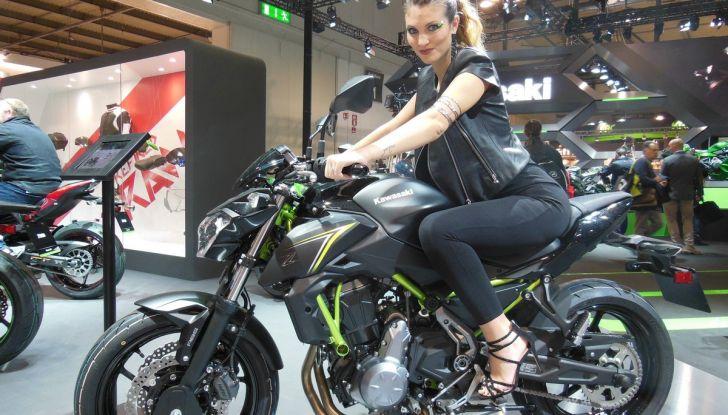 Kawasaki a Eicma: per superbikers e non solo - Foto 5 di 23
