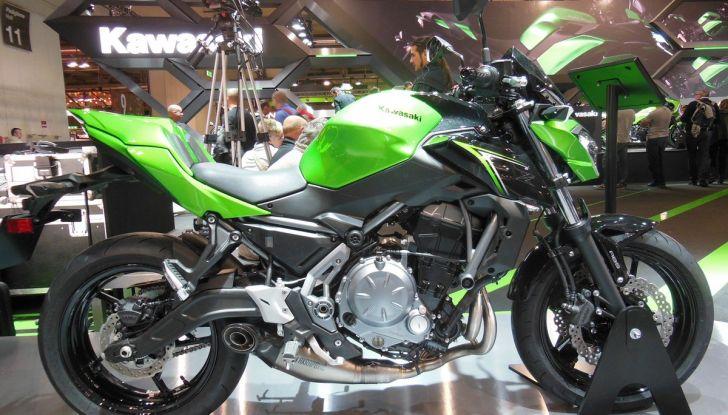 Kawasaki a Eicma: per superbikers e non solo - Foto 6 di 23