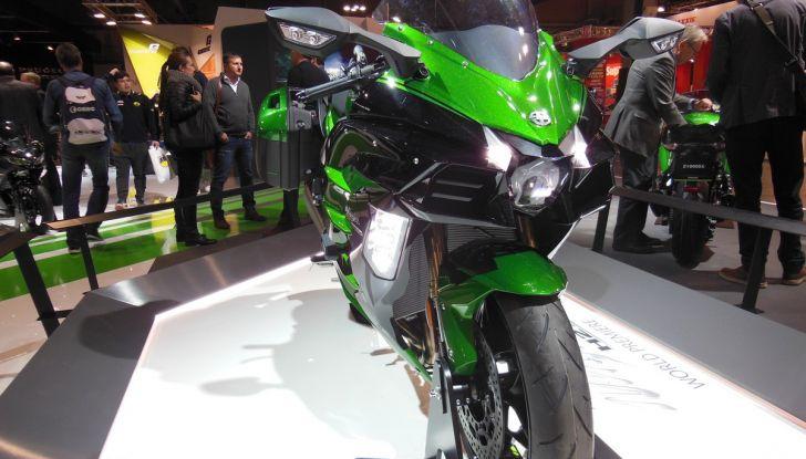 Kawasaki a Eicma: per superbikers e non solo - Foto 7 di 23