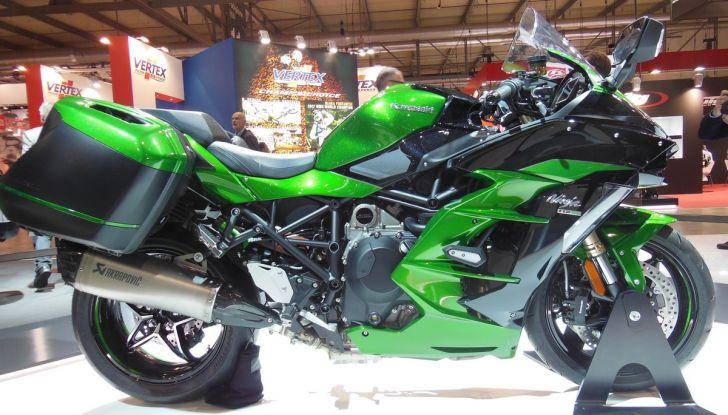 Kawasaki a Eicma: per superbikers e non solo - Foto 8 di 23