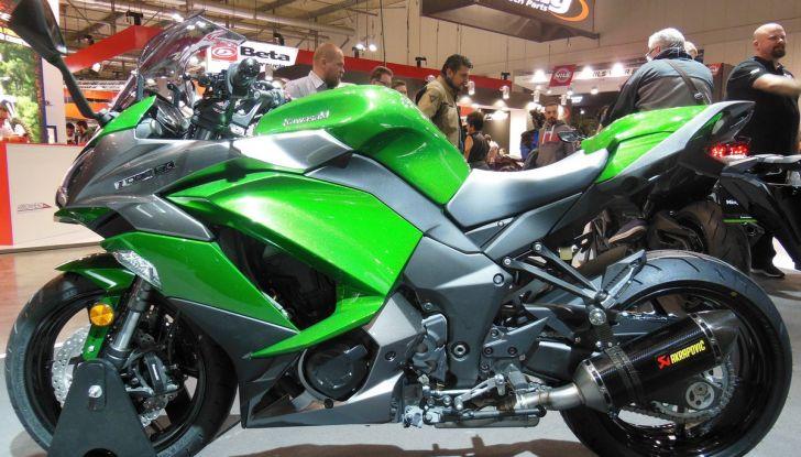 Kawasaki a Eicma: per superbikers e non solo - Foto 9 di 23