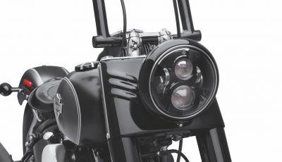 Harley-Davidson propone un nuovo kit di fari a LED