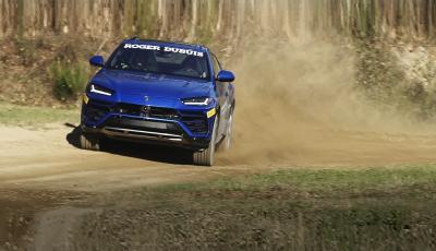 [VIDEO] Kiara Fontanesi, 6 volte iridata WMX, guida la Lamborghini Urus