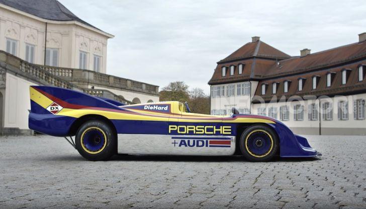 Le 5 Porsche più costose di sempre in un video - Foto 11 di 20