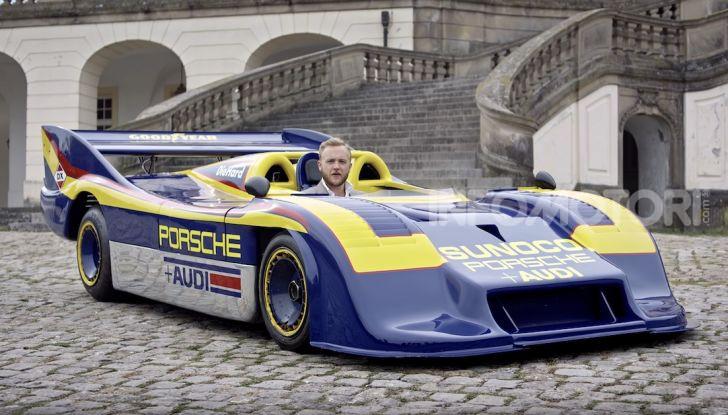 Le 5 Porsche più costose di sempre in un video - Foto 10 di 20