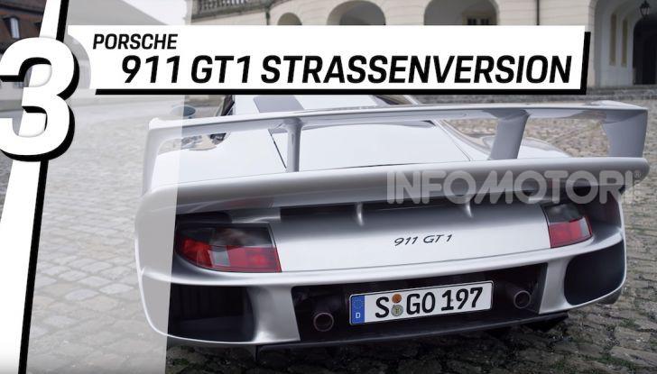 Le 5 Porsche più costose di sempre in un video - Foto 3 di 20