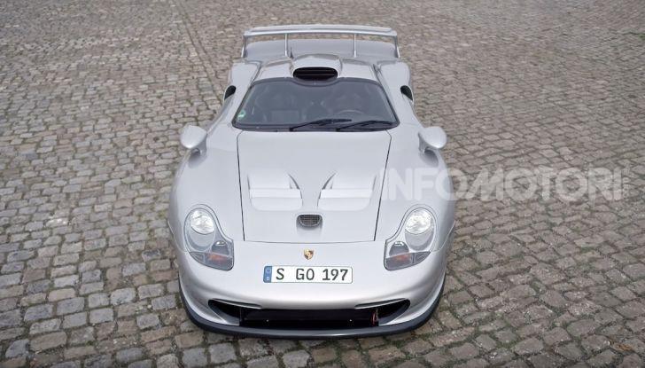 Le 5 Porsche più costose di sempre in un video - Foto 8 di 20