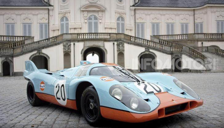 Le 5 Porsche più costose di sempre in un video - Foto 17 di 20