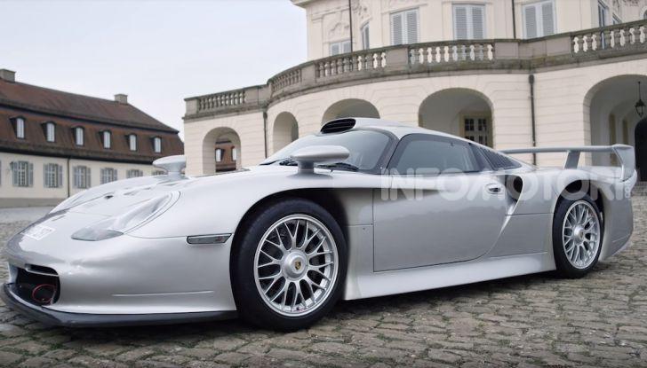 Le 5 Porsche più costose di sempre in un video - Foto 12 di 20