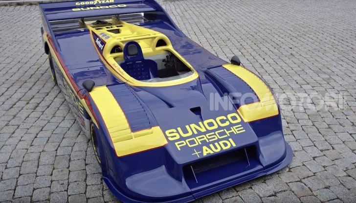Le 5 Porsche più costose di sempre in un video - Foto 13 di 20