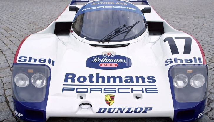 Le 5 Porsche più costose di sempre in un video - Foto 18 di 20