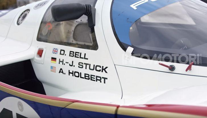 Le 5 Porsche più costose di sempre in un video - Foto 19 di 20