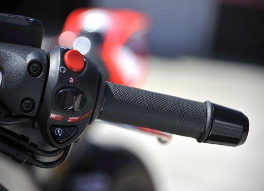 Anteprima assoluta del nuovo Aprilia SRV 850 ABS aTC - Foto 19 di 22