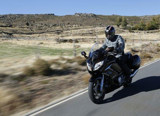 L'innovazione arriva dal turismo: Yamaha FJR 1300A - Foto 3 di 30