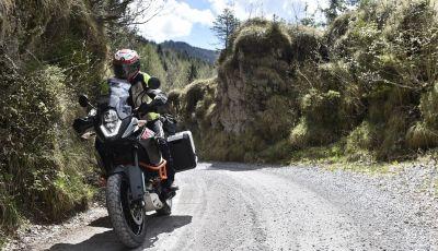 KTM 1050 Adventure: Prova su strada, prestazioni e prezzo